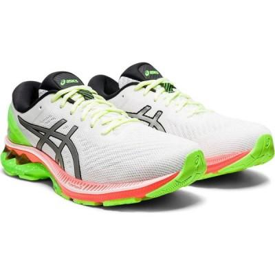 アシックス ASICS メンズ ランニング・ウォーキング シューズ・靴 GEL-Kayano 27 White/Pure Silver