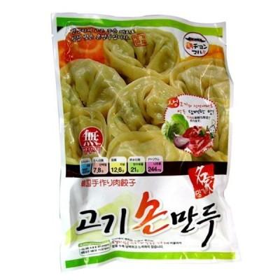 【★クルー便】ヂョンマル手作り餃子450g■韓国食品■韓国加工食品■ヂョンマル