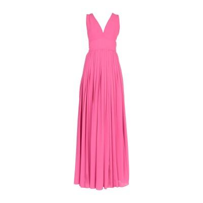 コッカ KOCCA ロングワンピース&ドレス フューシャ L 100% ポリエステル ロングワンピース&ドレス