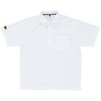ゼット ZETT ベースボールポロシャツ [カラー:ホワイト] [サイズ:S] #BOT80 スポーツ・アウトドア