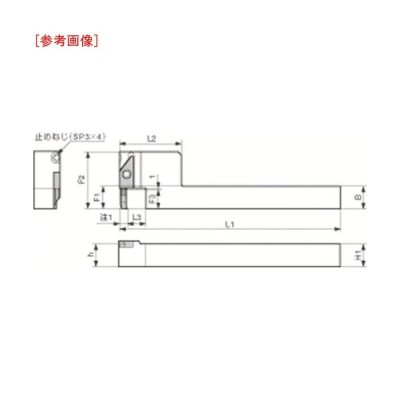 京セラ tr-6482210 内径加工用ホルダ (tr6482210)
