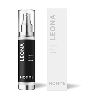LEONA-HOMME-アフターシェーブ-55種類の美容成分-凝縮の1滴でテカらない
