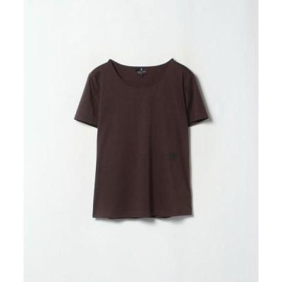 LANVIN COLLECTION / ランバン コレクション ロゴプリント半袖Tシャツ