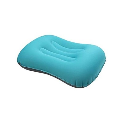特別価格Camping Pillow, civaza Inflating Pillow for Neck and Lumbar Support ,Backpa好評販売中