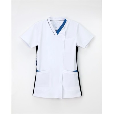 ナガイレーベン LX-4092 男女兼用スクラブ(男女兼用) ナースウェア・白衣・介護ウェア