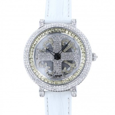 アンコキーヌ ネオ Anne Coquine Neo レディイール イエロー L1-3E ホワイト文字盤 新品 腕時計 レディース