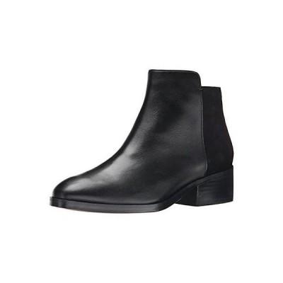 コールハーン ブーツ シューズ 靴 Cole Haan 0581 レディース Eライオン ブラック スエード アンクルブーツ シューズ 6.5 ミディアム (B,M) BHFO