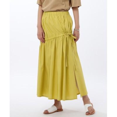 Untit_(アンティット) ラスタータイプライター シャーリングスカート
