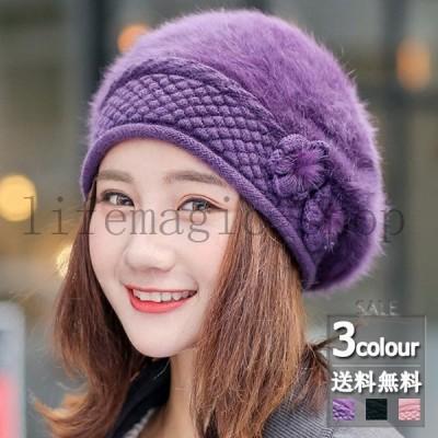 2020新作レディース秋冬用ニット帽帽子ニット帽大きいサイズニットキャップキャスケットワッチキャップワークキャップ防寒裏起毛