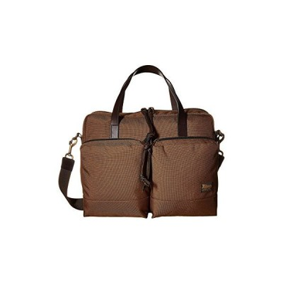 Filson Dryden Briefcase Whiskey One Size【並行輸入品】