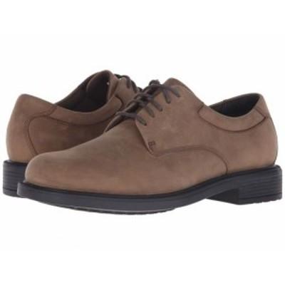 Rockport ロックポート メンズ 男性用 シューズ 靴 オックスフォード 紳士靴 通勤靴 Big Bucks Margin Espresso Nubuck【送料無料】