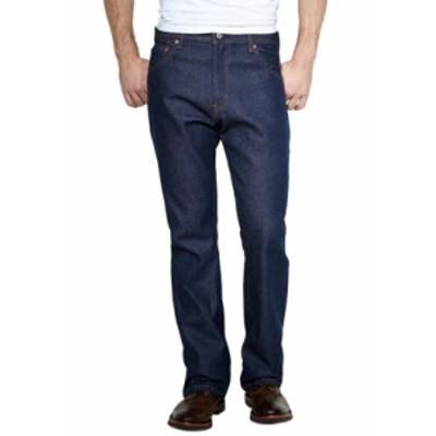 リーバイス メンズ デニムパンツ ボトムス 517 Bootcut Fit Jeans ESP Indigo