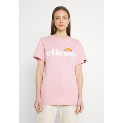 エレッセ Tシャツ レディース トップス ALBANY - Print T-shirt - pink