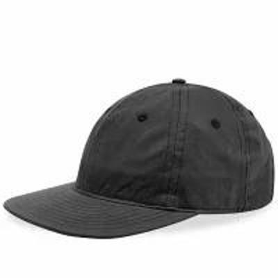 Save Khaki メンズ帽子 Save Khaki Bulldog Twill Cap Black