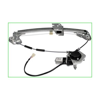 Dorman 751-040 Front Driver Side Power Window Regulator and Motor Assembly for Select ford Models