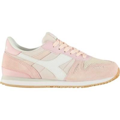 ディアドラ Diadora レディース スニーカー シューズ・靴 Titan Soft Trainers Heavenly Pink