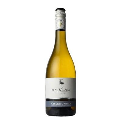 送料無料 シャルドネ ボーヴィニャック CHARDONNAY BEAUVIGNAC 750ml 白ワイン 南フランス