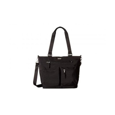Baggallini バッガリーニ レディース 女性用 バッグ 鞄 トートバッグ バックパック リュック New Classic Any Day Tote with RFID Phone Wristlet - Black