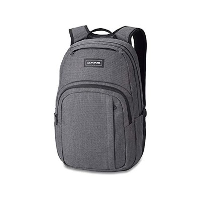 Dakine Campus 25 Liter Backpack for The Urban Commute, Carbon II, 25 Liter