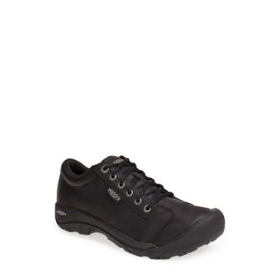 キーン KEEN メンズ 革靴・ビジネスシューズ シューズ・靴 Austin Oxford Black