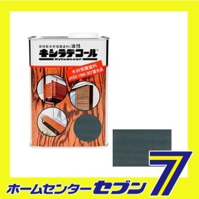 キシラデコール 0.7L 109 シルバグレイ [建築 住宅資材 接着剤 塗料 オイル塗料]