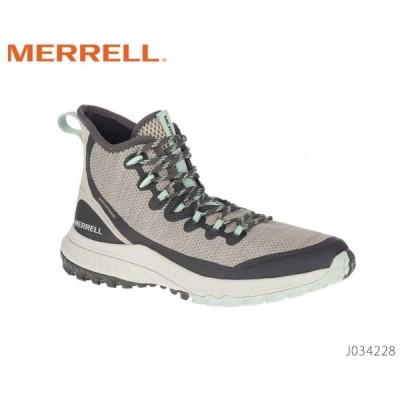 MERRELL メレル BRAVADA MID WATERPROOF J034228 スニーカー レディース シューズ