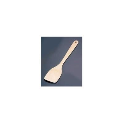 木製 調理ヘラ(ブナ材)角<05901>
