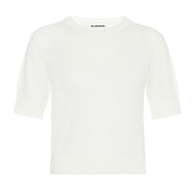 ジル サンダー Jil Sander レディース ニット・セーター トップス wool sweater Natural