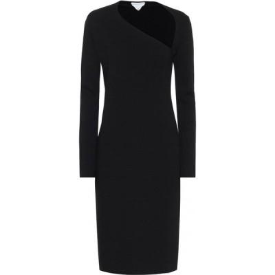 ボッテガ ヴェネタ Bottega Veneta レディース パーティードレス ワンピース・ドレス Knit minidress Black