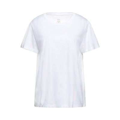 アルテア ALTEA T シャツ ホワイト S コットン 100% T シャツ