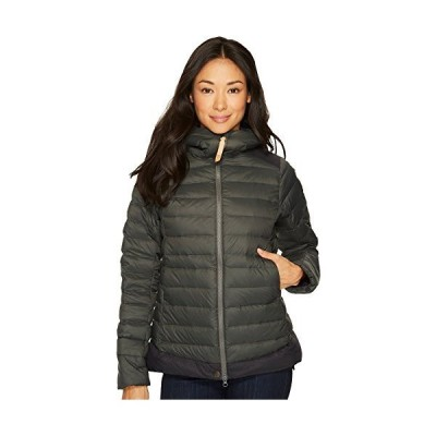 Fjallraven Womens Keb Touring Down Jacket Stone Grey/Black XS並行輸入品 送料無料
