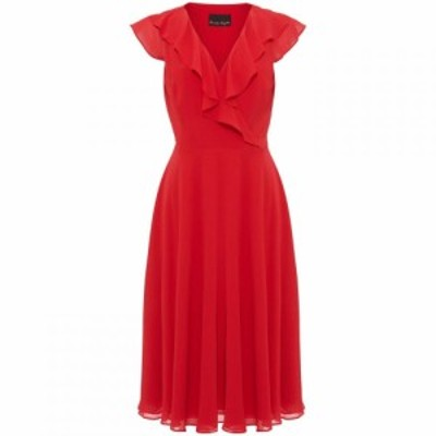 フェイズ エイト Phase Eight レディース ワンピース ワンピース・ドレス Allegra Dress Scarlet