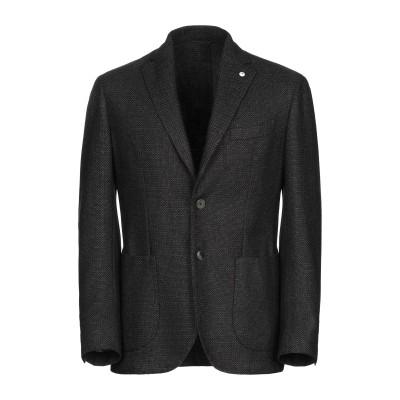 エル・ビー・エム 1911 L.B.M. 1911 テーラードジャケット ブラック 54 ウール 63% / ポリエステル 23% / ナイロン 1