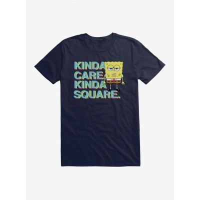 ノーブランド no brand メンズ Tシャツ トップス Kinda Square T-Shirt