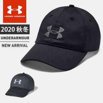 アンダーアーマー クリアランス メンズ キャップ 帽子 UA アーマー ツイスト アジャスタブル 速乾 ニット素材 カジュアル トレーニング ロゴ刺繍 1351413
