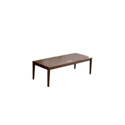 大川市 ふるさと納税 プレーンリビングテーブルWN(120×50×38cm)_高野木工