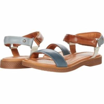 ピコリノス Pikolinos レディース サンダル・ミュール シューズ・靴 Moraira W4E-0694C1 Sapphire