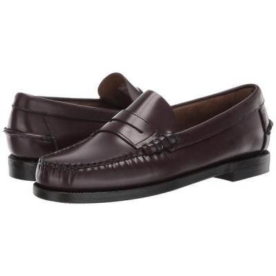 セバゴ Sebago レディース ローファー・オックスフォード シューズ・靴 Classic Dan Dark Brown