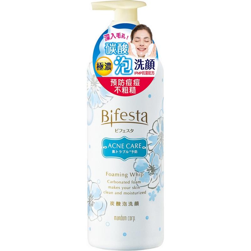 Bifesta碧菲絲特抗痘碳酸泡洗顏180g