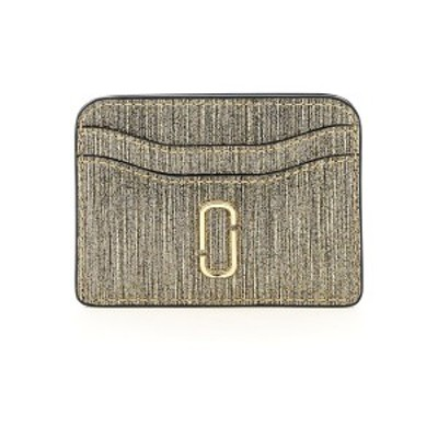 MARC JACOBS/マーク ジェイコブス Mixed colours Marc jacobs the snapshot glitter card holder レディース 秋冬2020 M0016760 ik