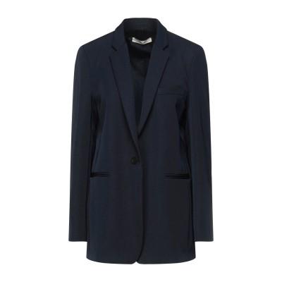 リビアナ コンティ LIVIANA CONTI テーラードジャケット ダークブルー 46 トリアセテート 100% テーラードジャケット