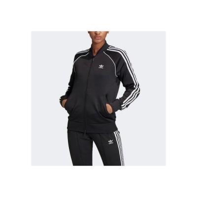 アディダス adidas PRIMEBLUE SST トラックジャケット(ジャージ) (ブラック)