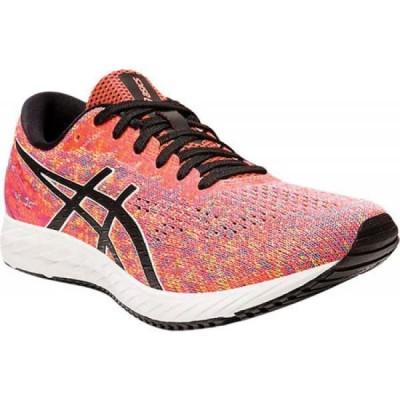 アシックス ASICS レディース ランニング・ウォーキング スニーカー シューズ・靴 GEL-DS Trainer 25 Running Sneaker Sunrise Red/Black