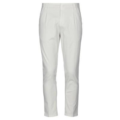 CC COLLECTION CORNELIANI パンツ ライトグレー 48 コットン 96% / ポリウレタン 4% パンツ