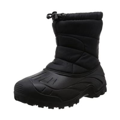 [アルバートル] ユニセックス アウトドア 防水 EVA ブーツ AL-WP1800 (ブラック 27.0 cm)