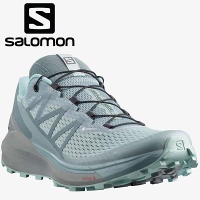 期間限定お買い得プライス サロモン SALOMON センス ライド 4 ゴアテックス インヴィジブル フィット L41306900 レディースシューズ