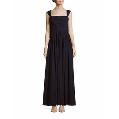 ベラワン レディース ワンピース Sleeveless Solid Gown