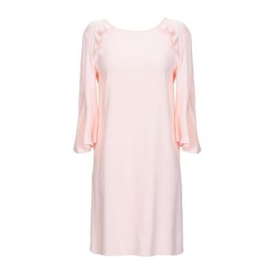 LIU JO チューブドレス ファッション  レディースファッション  ドレス、ブライダル  パーティドレス ライトピンク