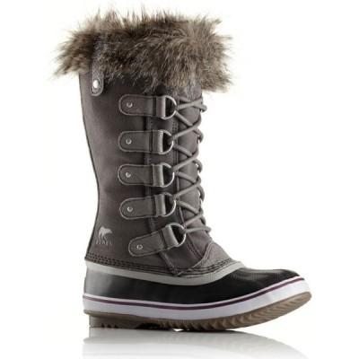 ソレル SOREL レディース ブーツ シューズ・靴 Joan of Arctic Boots QUARRY