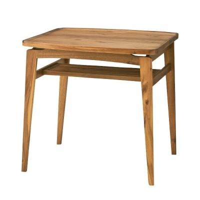 ヴァルト ダイニングテーブル NET-721T 食卓机 シンプル かわいい リビングテーブル 天然木 アカシア 北欧 おしゃれ コーヒーテーブル 木製 ナチュラル スタイリ